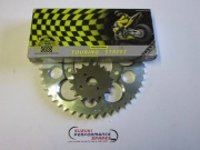 Suzuki GSX1100  ex et 530 Chain and Sprocket set