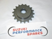 Suzuki GSX1100 offset front sprocket