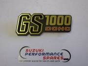 Suzuki GS1000 Side Panel Badge