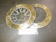 Suzuki GSX1100 katana front discs