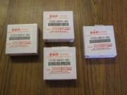 GSXR1100 86 to 92  Main Bearing Shells set.
