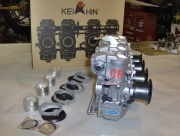 Keihin 33mm CR Carburettors