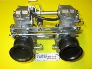 Keihin 35mm CR Carburettors