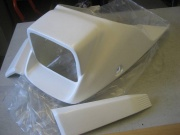 Suzuki GSX1100 SZ Katana Fairing lowers