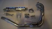 Yoshimura GSXR1100 86-88 4-1 system
