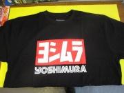 Yoshimura Black T Shirt L