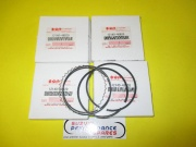 Suzuki GSXR1100 89-92  Piston Rings. set 4.