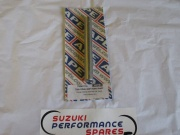 Suzuki GSXR1100 86-92 APE Gear selector shaft.