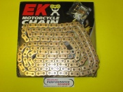 EK 530ZVX3 x 150 Gold Chain