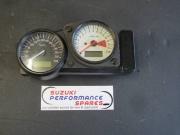 GSXR600 SRAD KPH Clockset