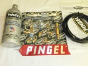 Junior Air Shifter Kit, c/w deluxe button
