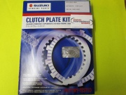 Suzuki Genuine Clutch Plate Kit
