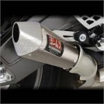 BMW S1000R (14-16) Yoshimura TitaniumTri-Coned End Cap Road Legal Slip On