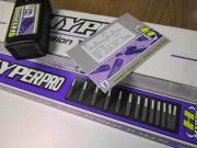 Hyper Pro Progressive Fork Spring Kit