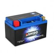Suzuki SV 650 N/S 99-02 Shido Lithium ION Battery
