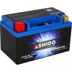Suzuki SV 650 N/S 03-10 Shido Lithium ION Battery