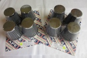 APE Super Pro Air Filters. 42mm