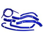 Suzuki TLR 1000 98-03 9 Piece Samco Sport Hose Kit