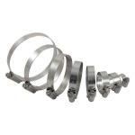 Suzuki GSX-R750 WN/WP/WR/WS Samco Stainless Steel Clip Kit