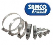 Suzuki GSX R 1300 HAYABUSA 08-16 Samco Stainless Steel Clip Kit
