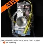 KTM 85cc 2017 30mm  Lectron