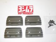 GSX1100 Yoshimura Cam End Covers
