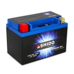 SUZUKI UH 125 Burgman 02> Shido Lithium ION Battery