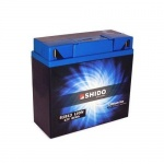 BMW R1150 R Rockster 03-05 Shido Lithium ION Battery