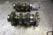 Suzuki GS1000 E gearbox.
