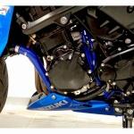 Suzuki GSX-S 750 / 750 Z 2017-2020 9 Piece Samco Sport Silicone Radiator Coolant Hose Kit