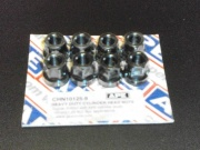 APE SV650 HD cylinder head nuts. set 8.
