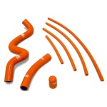 KTM 390 RC Thermo Bypass 2014-2019 7 Piece Samco Sport Hose Kit