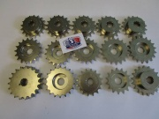 PBI Front Sprocket 3/8th Offset