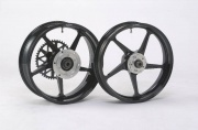 GALESPEED TYPE C - 5 spoke Forged Alloy Wheel - PAIR