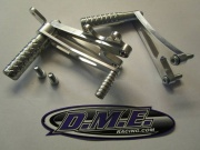 DME Grudge Style Rearsets with Brake