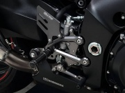 Yoshimura X-Tread Adjustable Rearset Kit