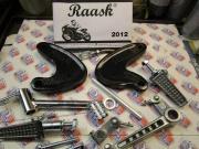 Kawasaki Z1000 Z1R Classic Rearsets