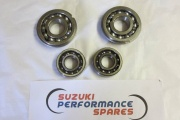 GSX1100 HD Gearbox bearings