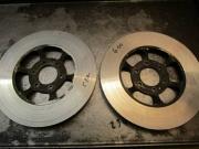 GS750E ,GS850GN Original Front Discs