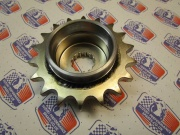 D & G Modified Front Sprockets with Nose 17T 530