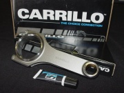 Honda CBR1100 xx blackbird Carillo Rod set.