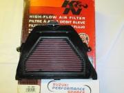 Honda CBR600RR K&N air filter