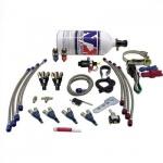 Nitrous Express 4 Cylinder EFI Pirahna system
