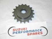 Suzuki GSXR1300 offset front sprocket