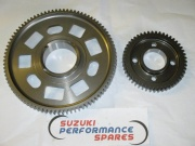 Suzuki GS1100 Straight Cut Primary Gears