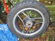 Suzuki GSX1100 EZ Wheels